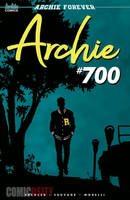 Archie #700 variant cover.  by RobertHack