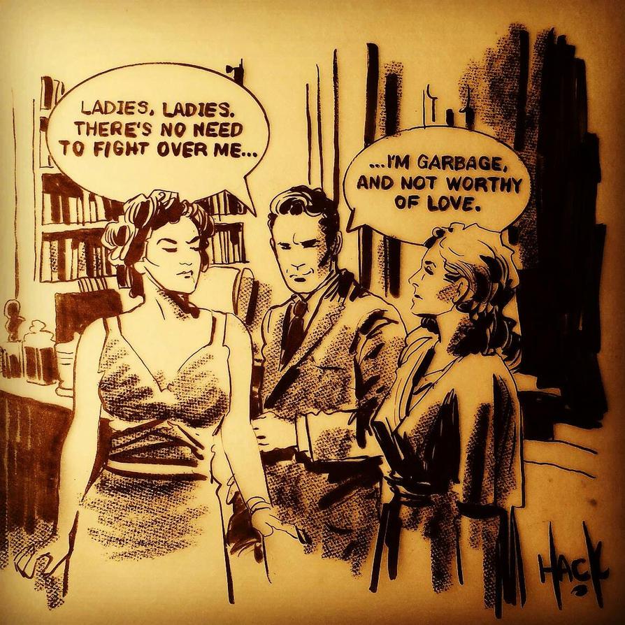 Ladies, ladies... by RobertHack