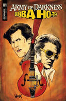 Army of Darkness / Bubba Ho-Tep cover  by RobertHack