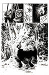 Star Wars: Tales from Vader's Castle #4 pg4 by RobertHack