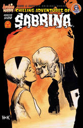 Monster-sized Chilling Adventures of Sabrina 6-8 by RobertHack