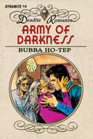 Army of Darkness/Bubba Ho-Tep #4 variant cover  by RobertHack