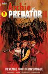 Archie VS Predator II #1  cover