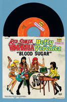 Red Sonja  Vampirella meet Betty  Veronica #3  by RobertHack