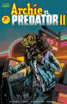 Archie VS Predator II #2 cover by RobertHack