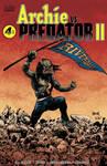 Archie VS Predator 2 #4 cover