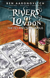 Rivers of London: The Fey and the Furious #1 cover