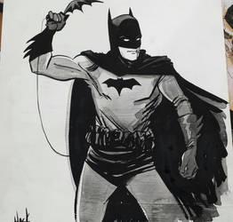 The Batman. NYCC sketch