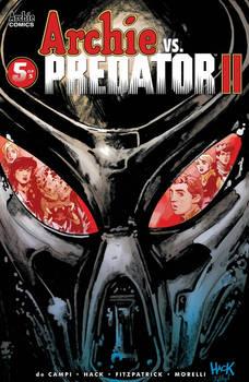 Archie VS Predator 2 #5 cover