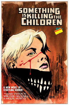 Something is Killing the Children variant cover
