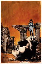 Omega #4 variant cover