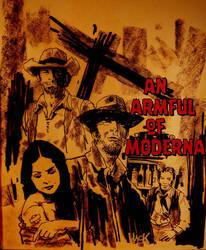 An Armful of Moderna
