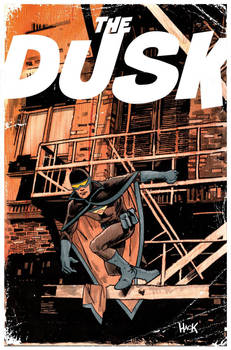 THE DUSK cover