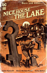 The Nice House on the Lake #1 variant cover