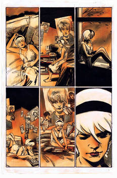 Chilling Adventures of Sabrina #9 Page 1