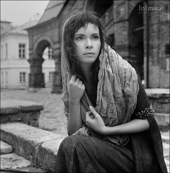 Anna Pingina by InImage