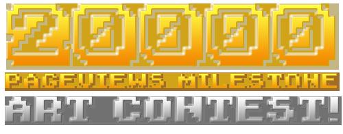 20000 Pageviews Milestone: Art Contest