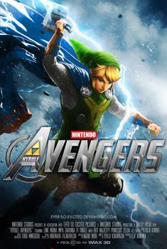 Hyrule Avengers: Link