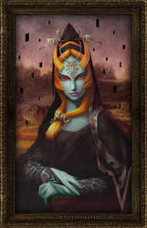 Mona Midna by ever-so-excited