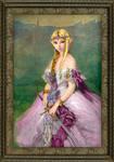Zelda, Princess of Hyrule by HaleyHylia