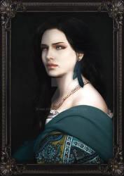 Yennefer, the Lady of Vengerberg