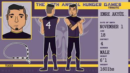 69th Hunger Games Applications on TheHungerGamesOCT - DeviantArt