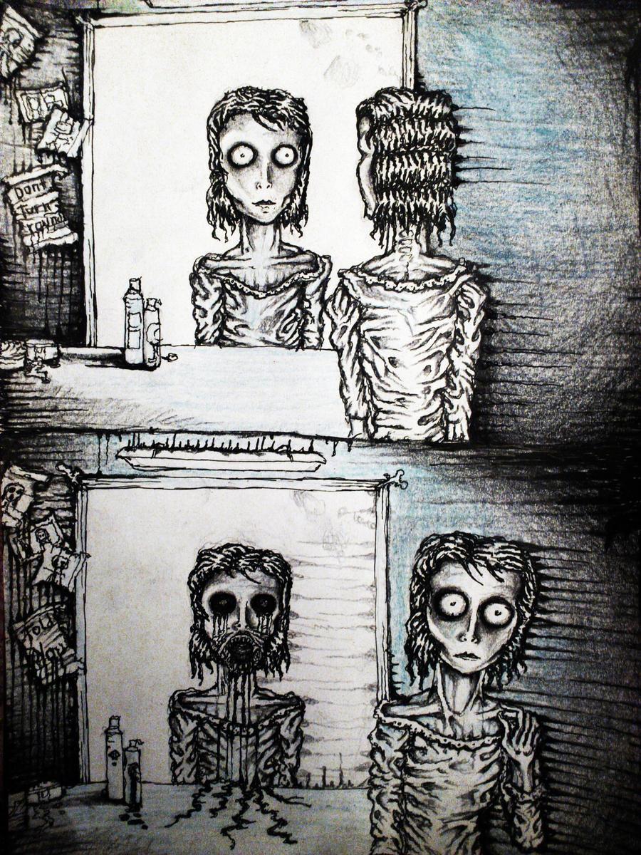 the mirrors by deimudderseigsicht