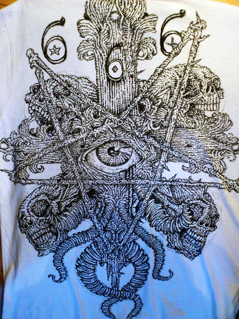 test shirt back by deimudderseigsicht