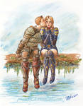 DAO request: Avalynn Cousland and Alistair