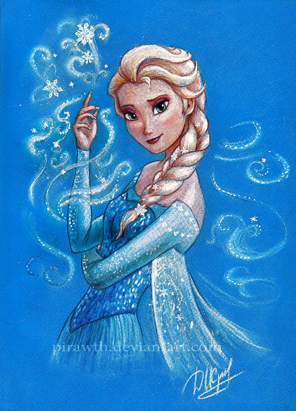 Elsa by PiraWTH