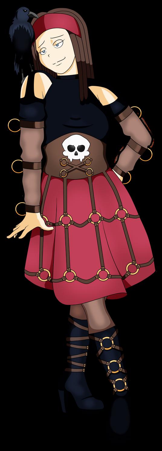 Riptide Alt costume by Viral-Vastorado