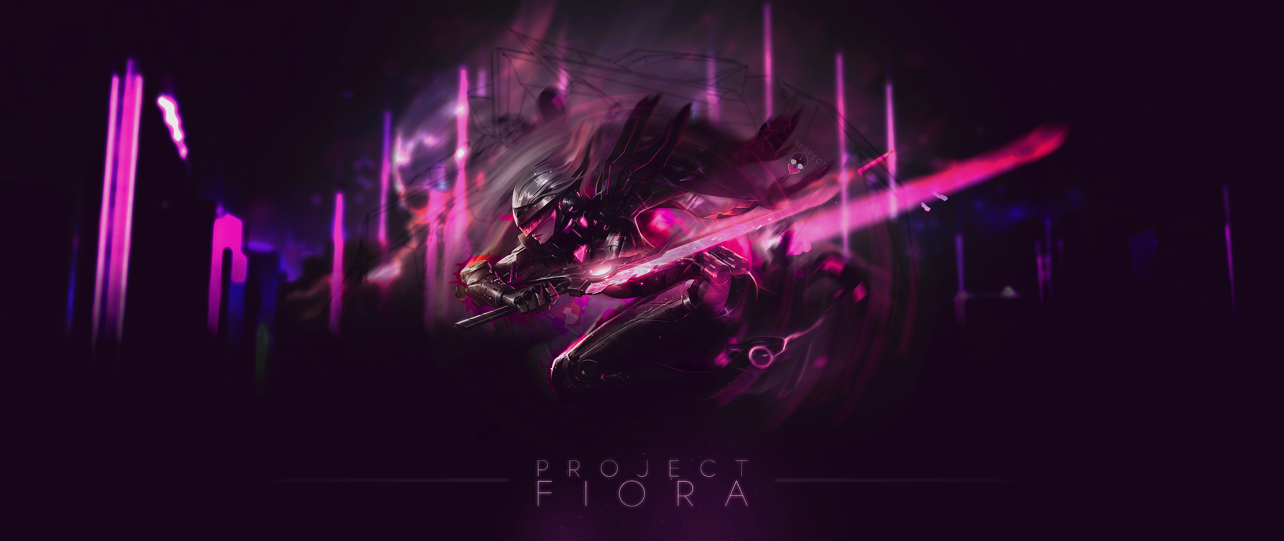 Project Fiora Wallpaper By Magoshadow On Deviantart