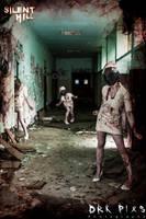 The evil nurses - Silent hill cosplay