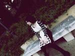 Alice : Madness returns cosplay - London dress