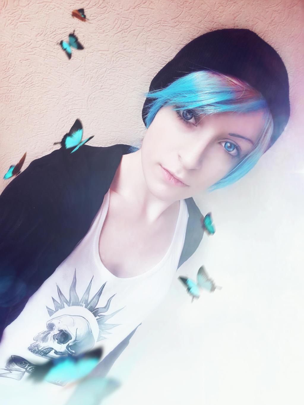 Chloe Price - Life is strange Cosplay (TEST)2 by AlicexLiddell