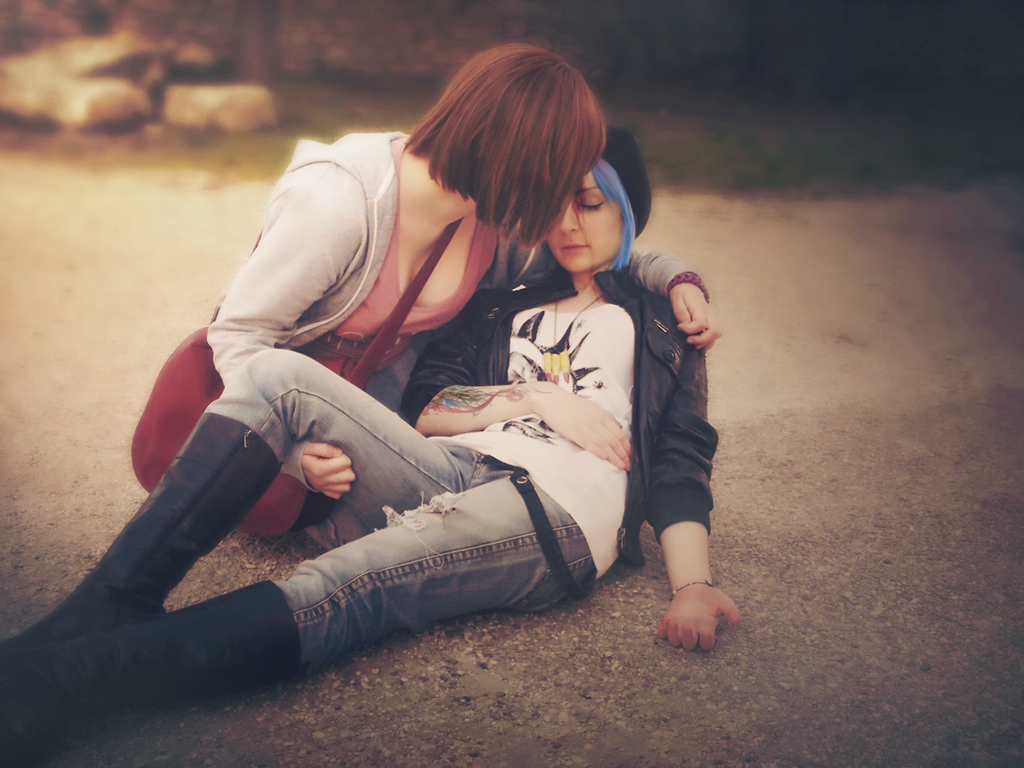 Game over - Life is strange cosplay by AlicexLiddell