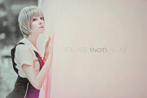 Ayanami Rei: You are (not) alone by Shiroiaisu