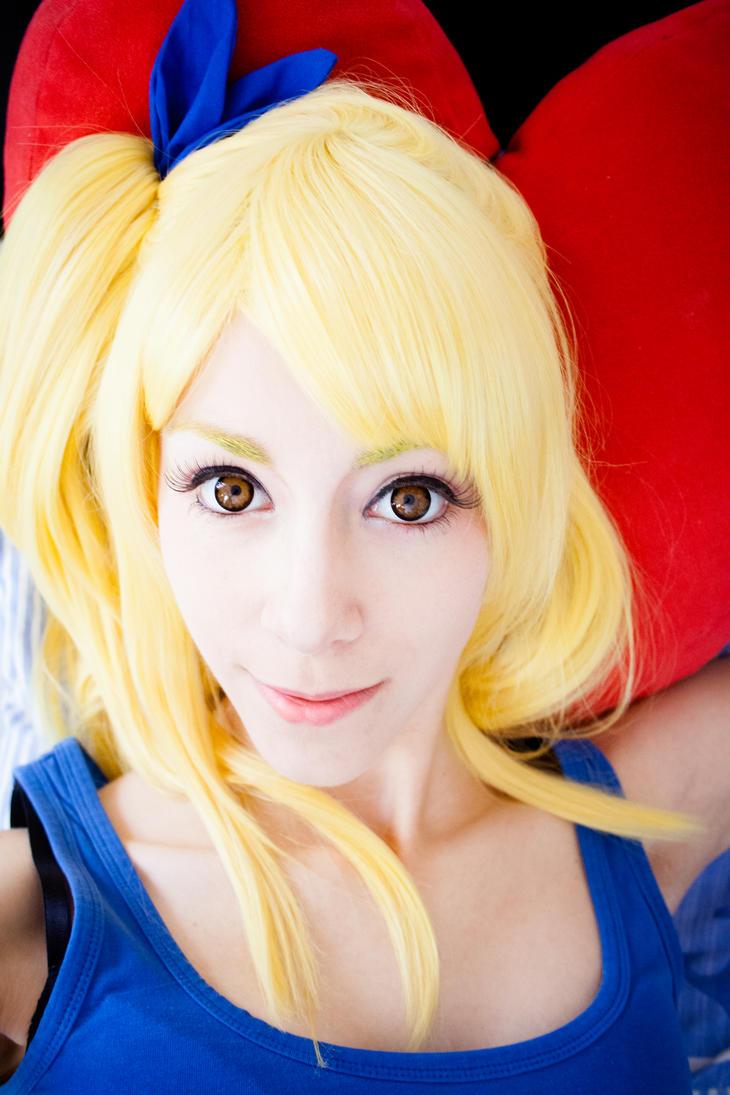 Lucy Heartfilia by Shiroiaisu