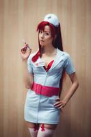 Nurse Yoko III by Shiroiaisu