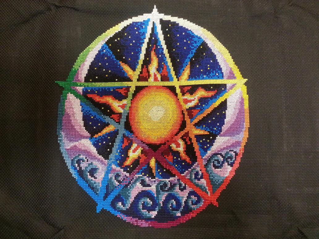 Elemental Cosmos By Draxzaster On DeviantArt