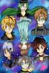 Amnesia Poster by SabrinaDrawns