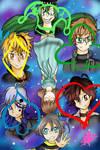 Amnesia Poster Symbols by SabrinaDrawns
