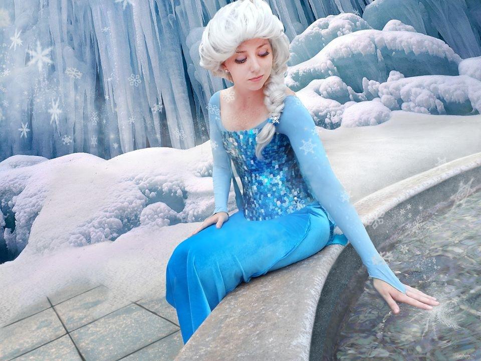 Elsa cosplay v 1.0 by NostalchicksCosplay