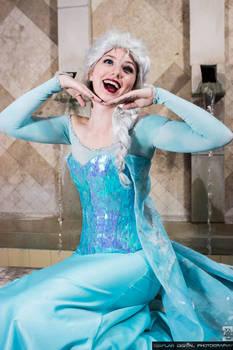 Behold the Beautiful Elsa