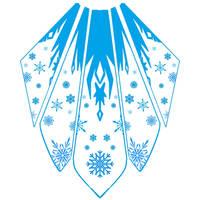 Elsa Cape Design by NostalchicksCosplay