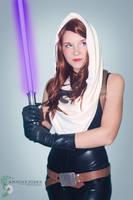 Mara Jade by Ashley Kayley of Nostalchicks Cosplay by NostalchicksCosplay