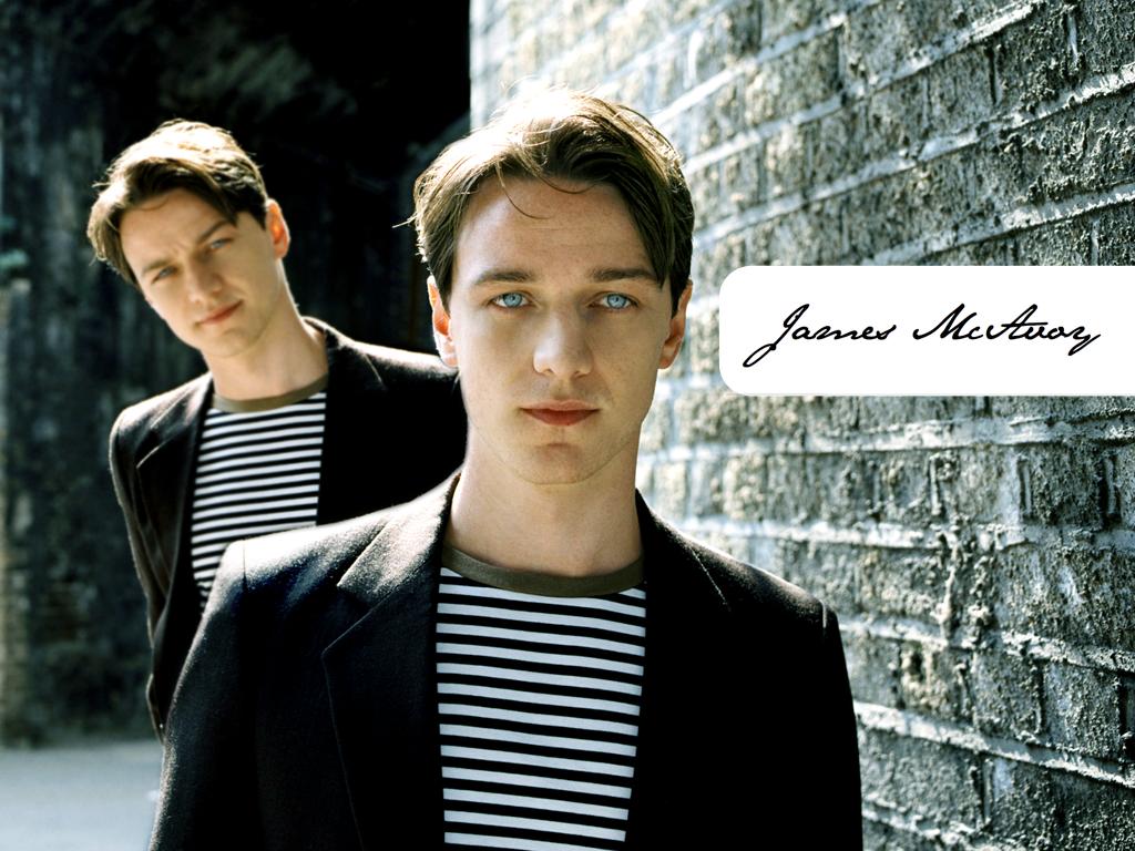 James McAvoy by Alia-Atriedes
