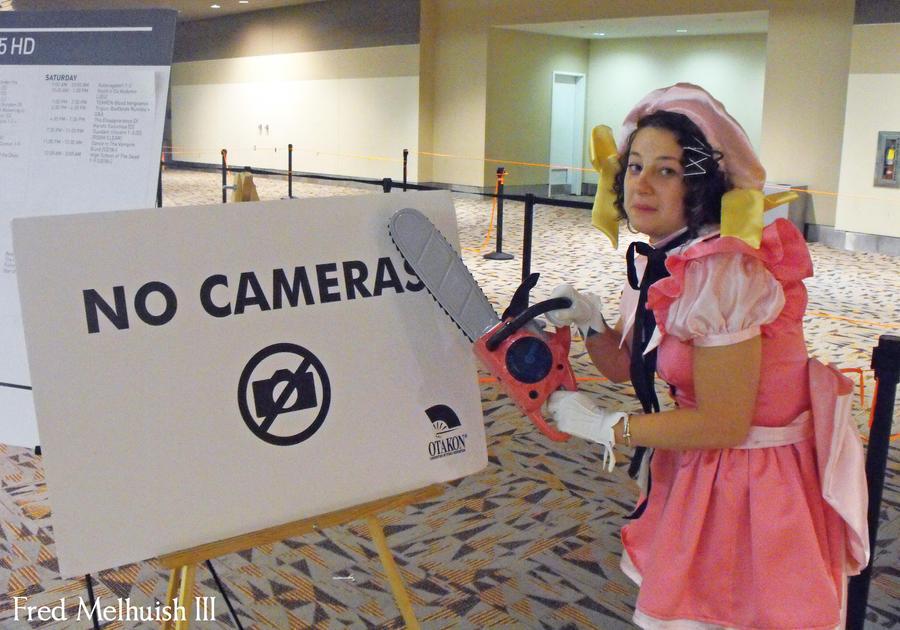 Haruna vs. Sign by Hop-is-my-Hero