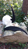 Absol Cosplay ears and tail