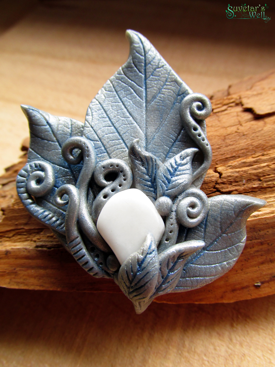 Telperion brooch by SuvetarsWell